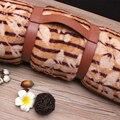 Кожаный Винтажный стиль для пикника  одеяло с ручкой для переноски