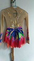 2018 New Ice Figure Skating Dress Figure skaitng Dress For Competition