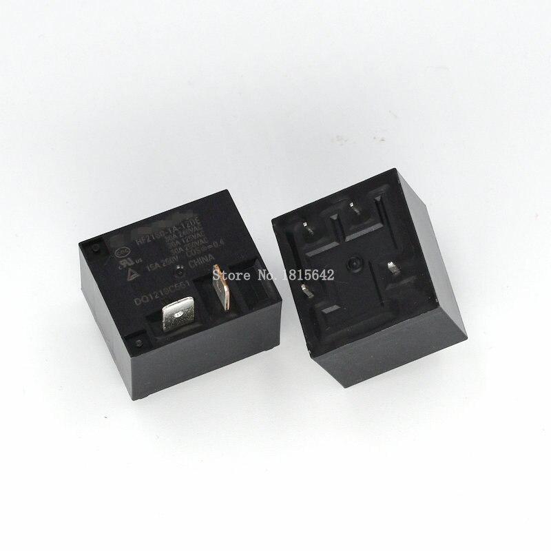 1PCS HF2160-1A-12DE 12V 30A 4Pin DC12V Power Relay HF2160 Relay