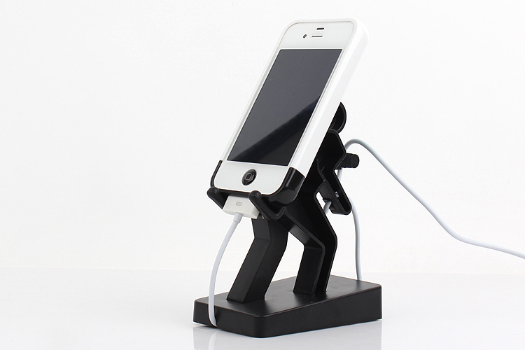 Hot Boris Cell Mate Desk Phone Holder Stand Creative Goods For Iphone 5 4 4s Galaxy S3 S4 In Mobile Holders Stands