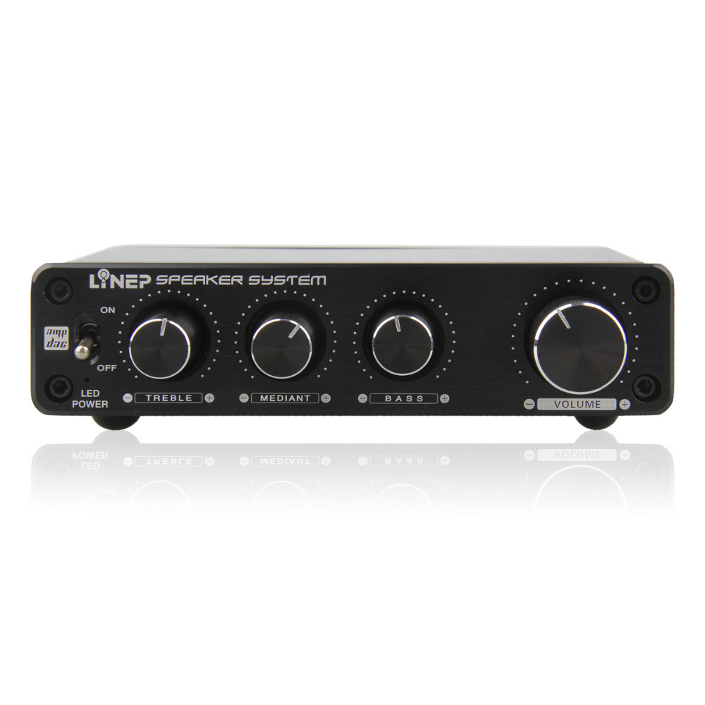 ФОТО 2016 Speaker System A927 4 In 4 Out Independent 4 Channel Sound Effector Car Hifi Audio Power Amplifier Mini Preamplifier DC12V