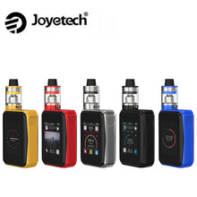 Promotion!! Joyetech Cuboid Pro 200W Mod with ProCore Aries 2ml Atomizer Kit 510 connector compatible with various tanks(China)