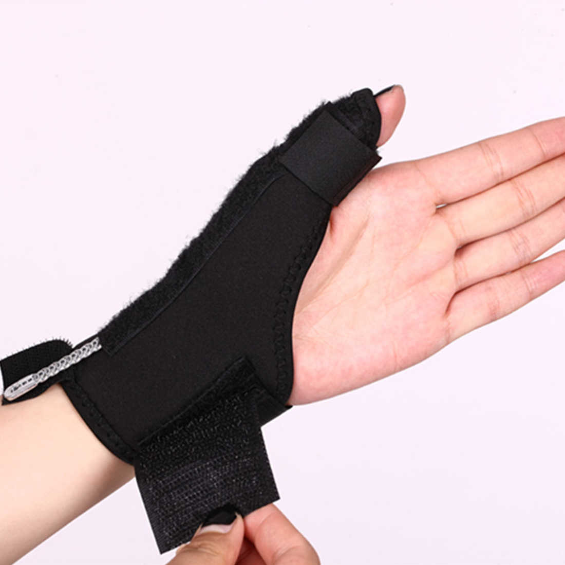 Detail Feedback Questions about Elastic Medical Wrist Thumb Wrap