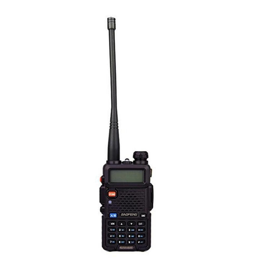 Verzenden vanuit VS / RU / CN! Baofeng UV-5R 136-174 / 400-520 MHz Walkie Talkie 5W UHF & VHF Dual Band draagbare Ham Radio uv5r