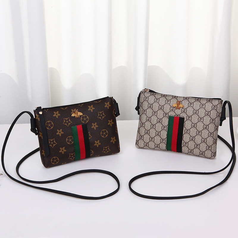 Crossbody Bags For Women Printing Small Square Package Joker Single Shoulder Messenger Bag Woman Package bolsa feminina