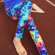 HEAL ORANGE Women Sports Tights Yoga Pants Women Fitness Slim Long Yoga Leggings Elastic Pants High Waist Ladies Running Pants