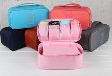 Big Sale Portable travel underwear bra storage bag underwear panties storage box bag net bag wash bag