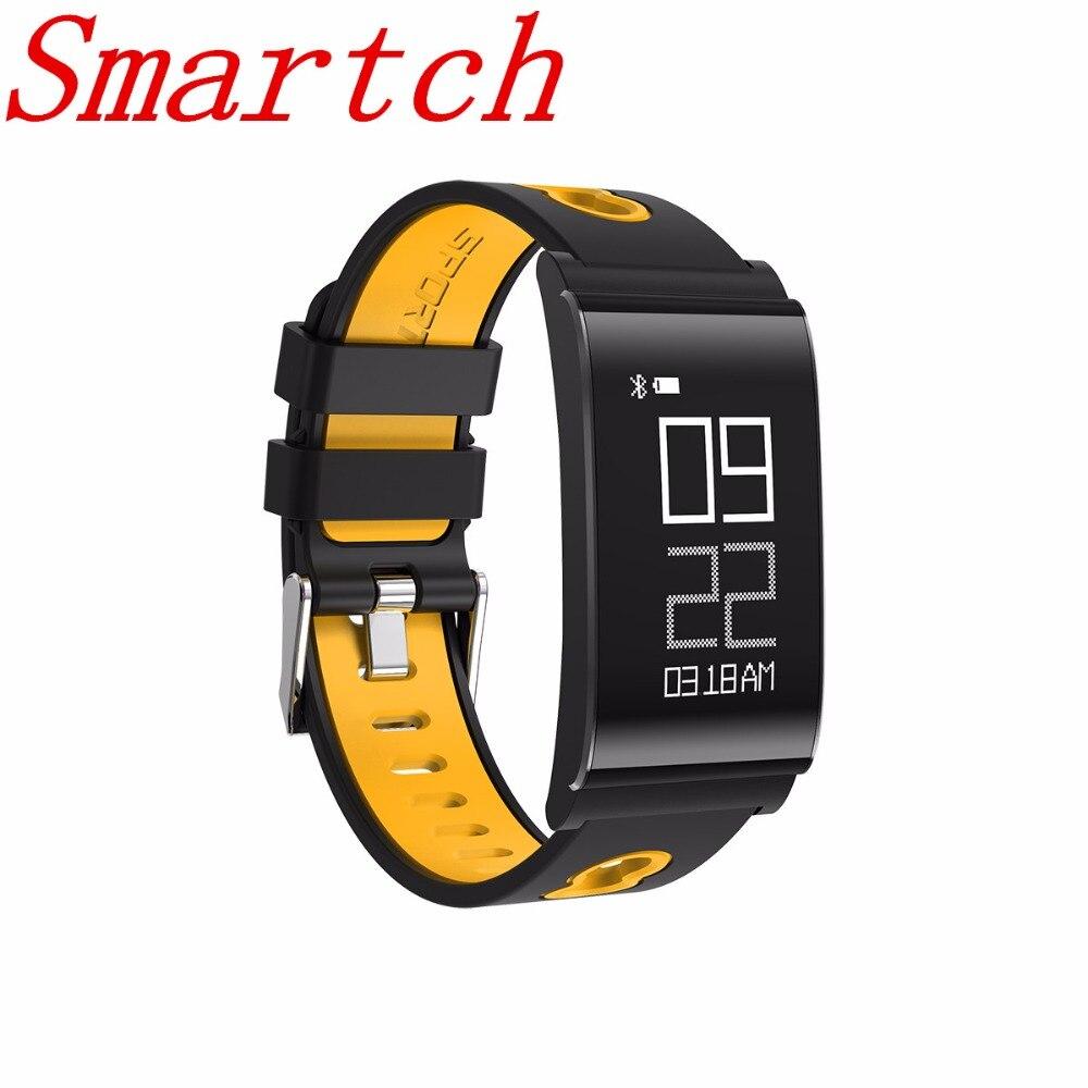 Smartch Waterproof Smart Bracelet N109 Heart Rate Monitors Smart Band Blood Pressure Clever Bracelet Pedometer Tracker
