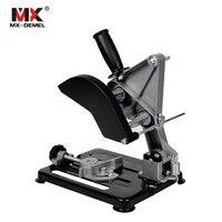 MX DEMEL Universal Grinder Accessories Angle Grinder Holder Woodworking Tool DIY Cut Stand Grinder Support Dremel Power Tools