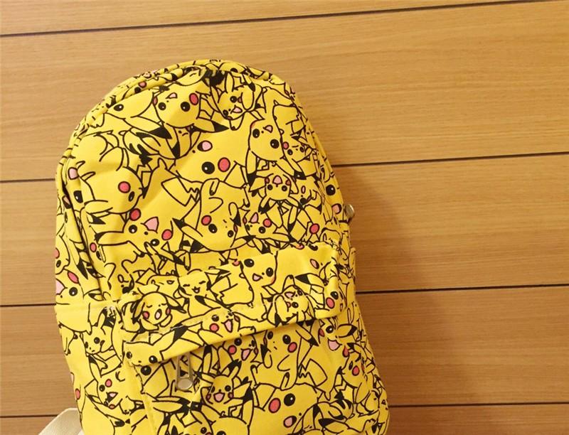 Women-Cartoon-Canvas-Pokemon-Backpack-School-Bag-Cute-Pikachu-Printing-Rucksack-Backpack-Bags-New-Fashion-BP0058 (2)