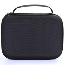 Portable Hard Shell Protective Storage Carrying Bag For Anki Vector Robot Toy EVA Hard Case Cover Zipper Protective Shell 605#2(China)