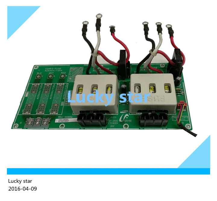 95% new for Air conditioning computer board circuit board DB93-09626A DB41-00955A good working 95% new for haier refrigerator computer board circuit board bcd 198k 0064000619 driver board good working