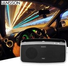 New automobil auto elektronik zubehör doppel-telefone anschließen freisprecheinrichtung bluetooth car kit lautsprecher für iphone smartphones