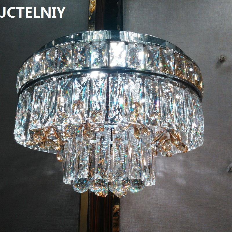 2017 Modern luxury crystal pendant light gold for the restaurant bedroom lights LED bulb gold 2017 modern luxury crystal pendant light gold for the restaurant bedroom lights led bulb gold