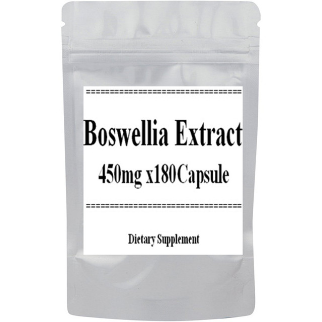 1Pack Boswellia Extract Capsule 450mg x180Counts free shipping