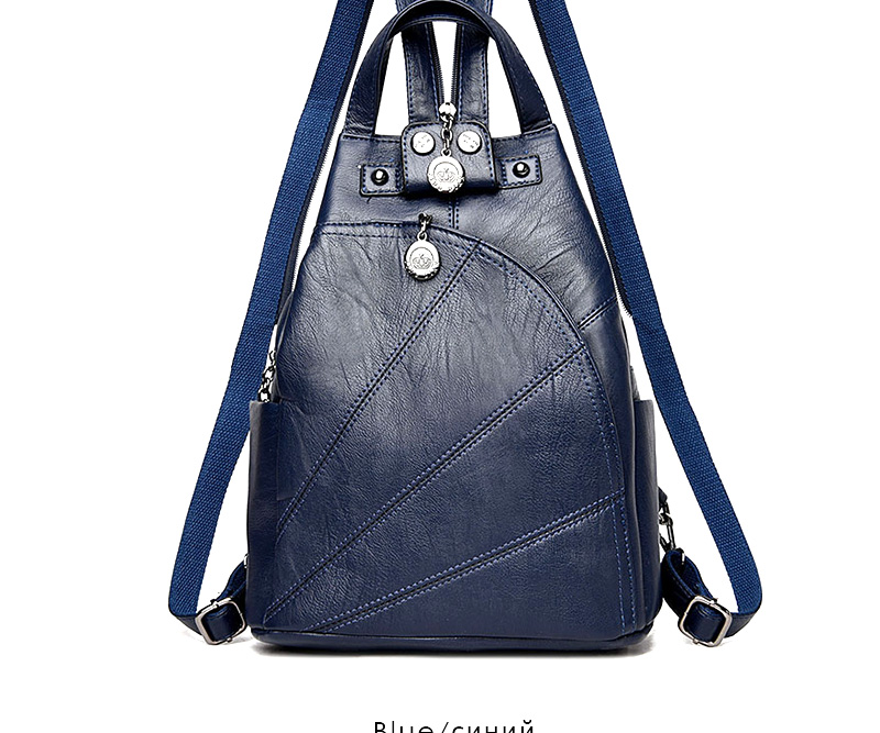 HTB1sl54lYsTMeJjy1zbq6AhlVXaA 2019 Women Anti-theft Leather Backpacks Female Ladies Backpacks For School Retro Sac a Dos Femme Female School Shoulder Bags