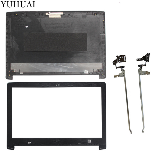 NEW for Acer Aspire 5 A515-51 A515-51G LCD top cover case AP28Z000100/LCD Bezel Cover/LCD hinges L&R AM28Z000100 AM28Z000200
