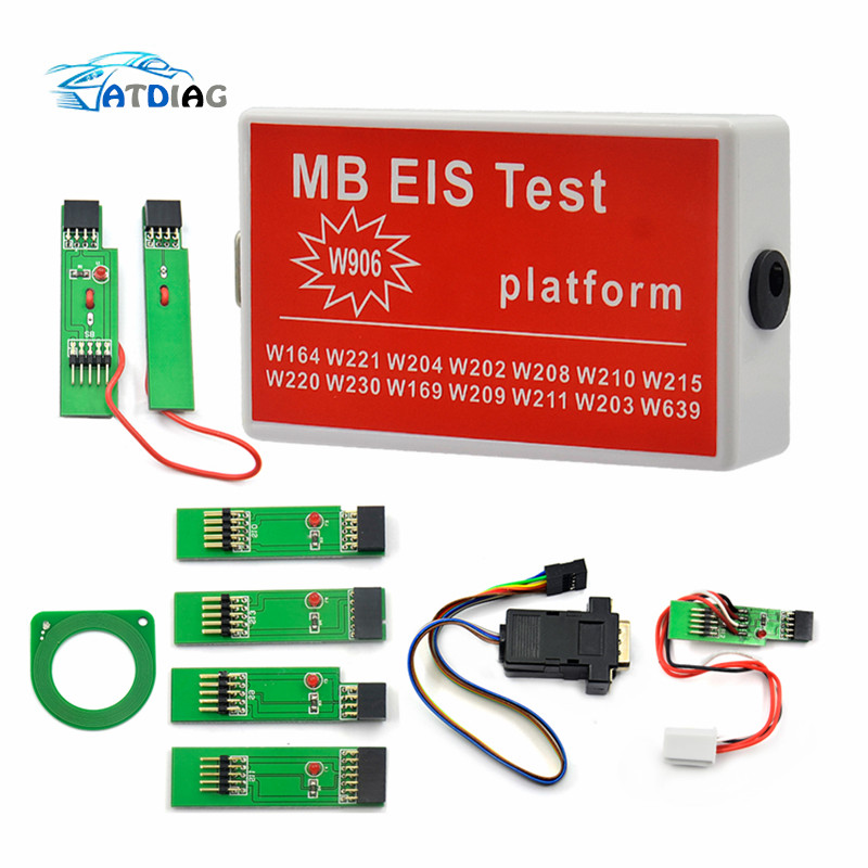 US $60 55 |For NEW MB EIS W211 W164 W212 MB EIS Test Platform MB Auto Key  Programmer For Benz Free Shipping-in Auto Key Programmers from Automobiles  &