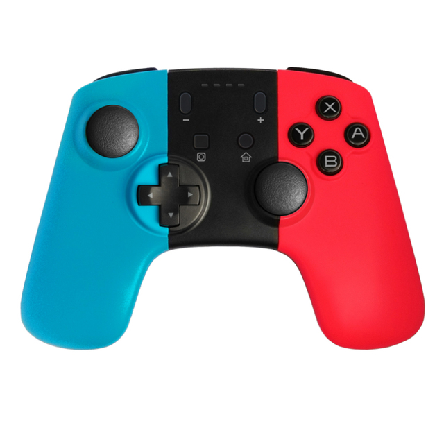 Xunbeifang 10 pçs controlador de jogo sem fio gamepad joystick para interruptor pro n s console jogos acessórios