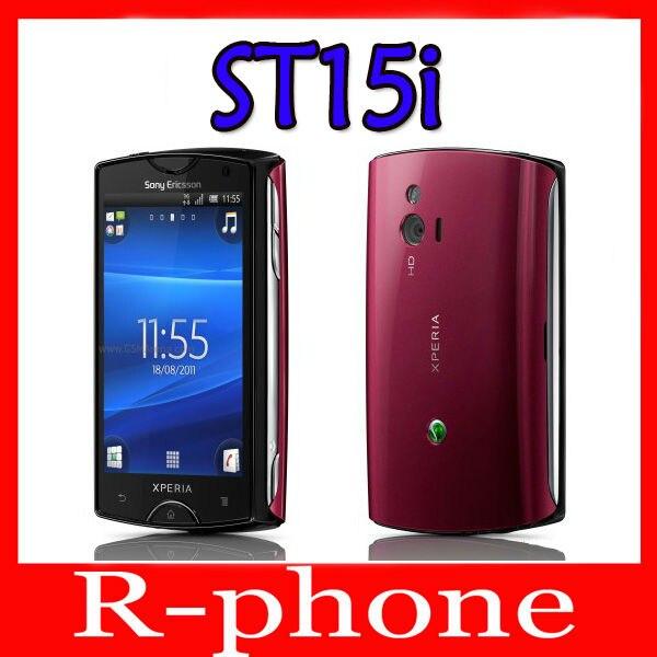 Original Sony Ericsson Xperia mini St15i Mobile Phone ...
