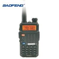 Baofeng UV 5RT Walkie Talkie Dual Band Uhf Vhf Fm Radio Frequency Ham Radio Hf Transceiver Baofeng Uv 5r Plus Version Woki Toki