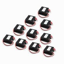 Equalizador de bateria 10 pçs/lote x ha01, equilibrador para 2x12v, baterias de chumbo ácido, conectadas na série para 24 bateria v 36v 48v