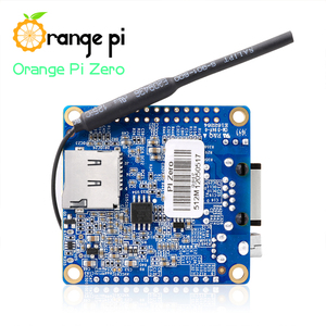 Image 3 - Orange Pi Zero de 512 mo, carte dextension, boîtier noir, Mini carte