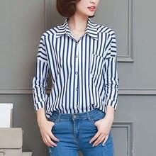 e8934d9258 Mujer Tops y blusas ropa mujer estilo coreano ropa de moda camisas de mujer  de moda de manga larga de 2019 nueva 299