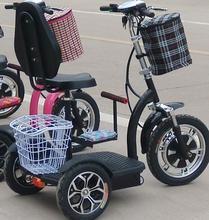 3 колеса скутер трайк электрический скутер 500 В Вт 48 В 20AH с литиевыми батареями Бесплатная доставка включены Таможенный налог