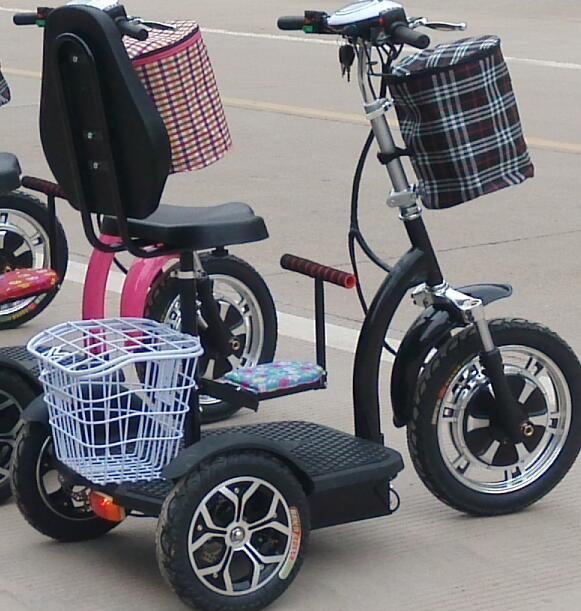 3 rodas trike Scooter scooter elétrico 500 w 48 v 20AH com baterias de lítio FRETE GRÁTIS INCLUI o IMPOSTO da ALFÂNDEGA