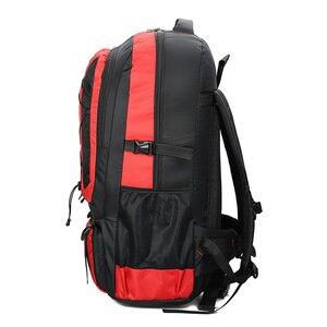 Image 4 - 75л водонепроницаемый мужской рюкзак унисекс, дорожный рюкзак, спортивная сумка для отдыха на природе, альпинизма, альпинизма, рюкзак для мужчин