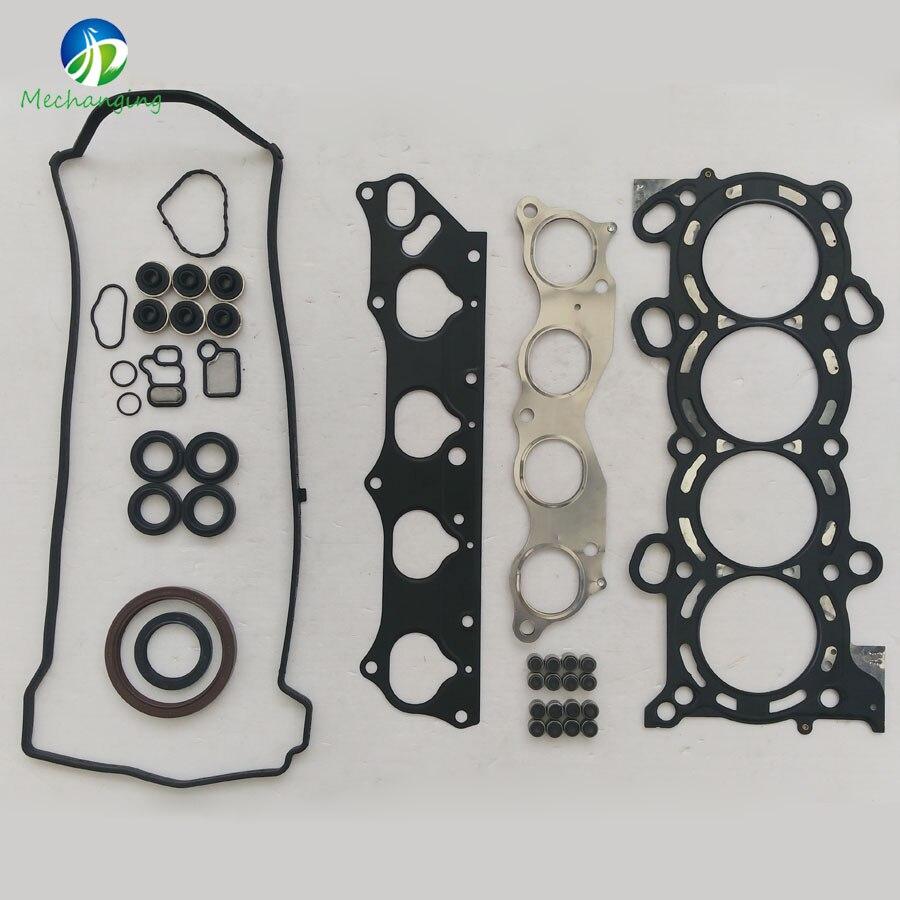 K20a7 k20a6 k24a for accord 16v dohc automotive spare parts engine part full set