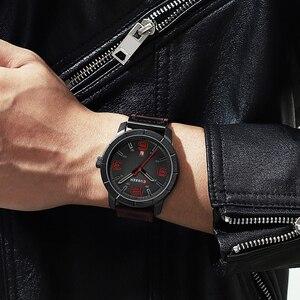 Image 4 - นาฬิกาผู้ชาย2019นาฬิกาCURREN Men S Quartzนาฬิกาข้อมือชายนาฬิกาแบรนด์หรูReloj Hombresนาฬิกาข้อมือหนังนาฬิกาปฏิทิน