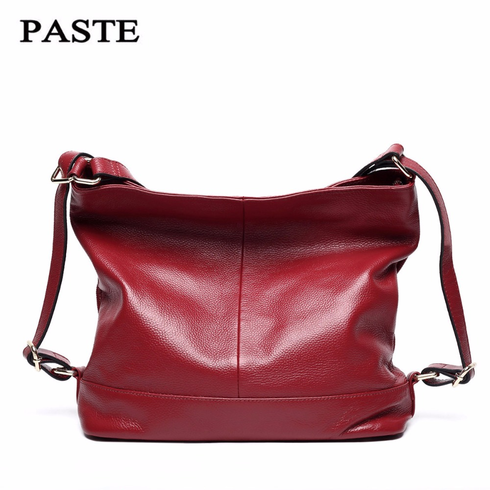 Luxury Brand Genuine Leather Bag Designer Handbags High Qualiry Single Shoulder Bag Women Messenger Crossbody Bags Tote new C331 giaevvi luxury handbags split leather tote women messenger bags 2017 brand design chain women shoulder bag crossbody for girls