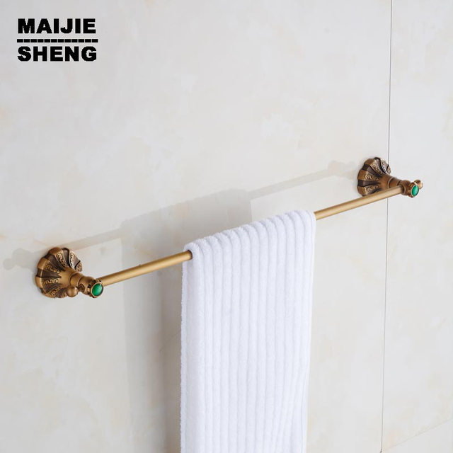Towel rack Solid Brass Made, high quality vintage towel rack ...