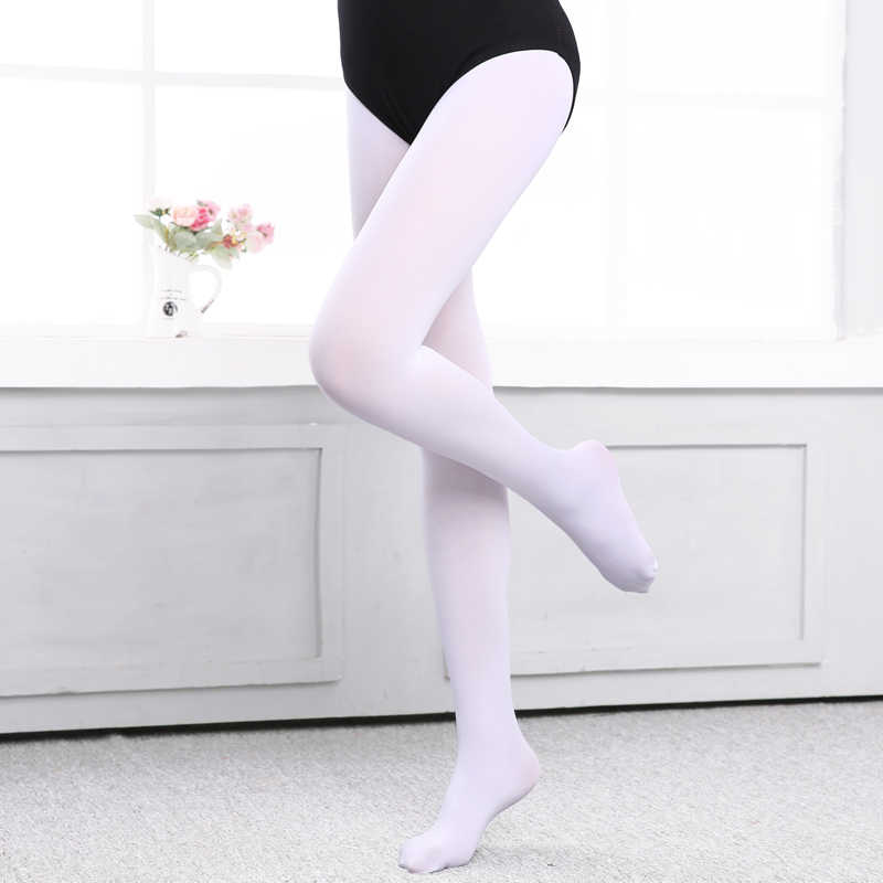 aa677229c ... New Arrival Professional Gymnastic Ballet Dance Tights Kids Children  Girls Soft Microfiber Pantyhose ...