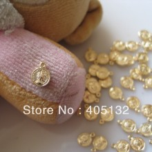 MP-01 3D 50 pcs/bag Logam Kecil Liontin Aksesoris Perhiasan Nail Art Deco Logam(China)