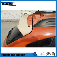 Hot Sale ABS Primer Unpainted Color Rear Roof Spoiler For XV Spoiler 2012 - 2017