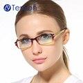 TenLon Anti-fadiga básica estudante estilo óculos de armação com lente clara das mulheres óculos oculos de grau óculos de armação de oculos wzm