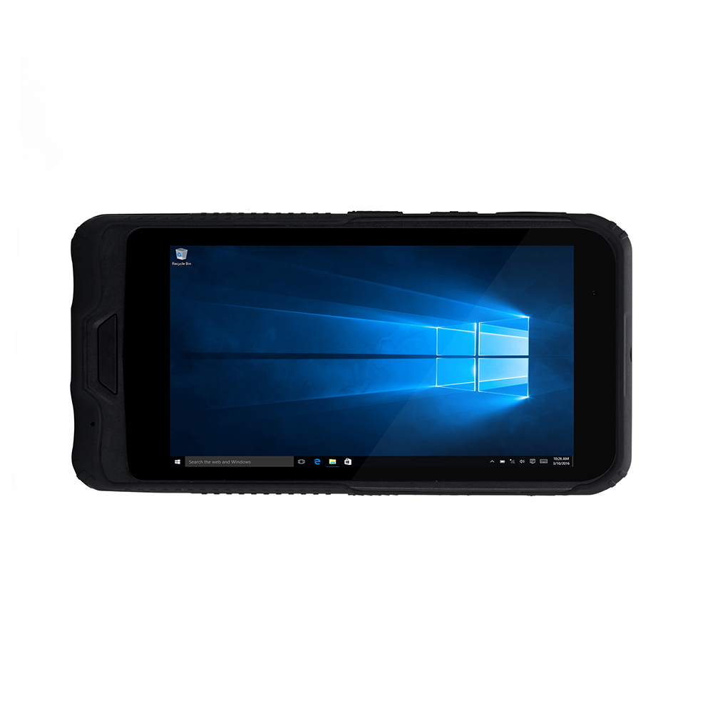 All In One Windows PDA 5.98 Inch Touch Screen Bluetooth Wifi 3G Barcode Scanner NFC Reader Intel cherrytrail Z8350