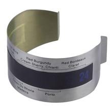 Нержавеющая сталь lcd Электрический красное вино цифровой термометр измеритель температуры барные инструменты
