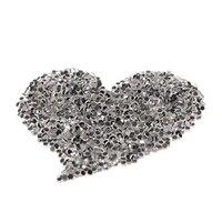 1440pcs DIY fusible rhinestone Hotfix Diament transparent crystal S10
