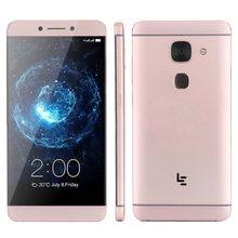 Orijinal Letv LeEco Le Max 2 X820 4G LTE cep telefonu 4GB RAM 32GB ROM Snapdragon 820 dört çekirdekli 5.7 inç 2560x1440px 21MP telefon