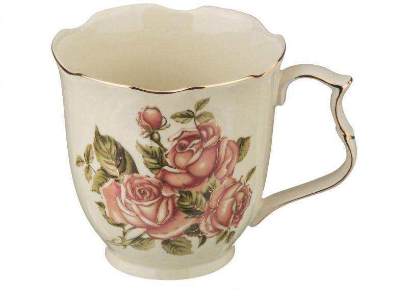 Mug Lefard, Korean Rose, 450 ml mug lefard 340 ml white