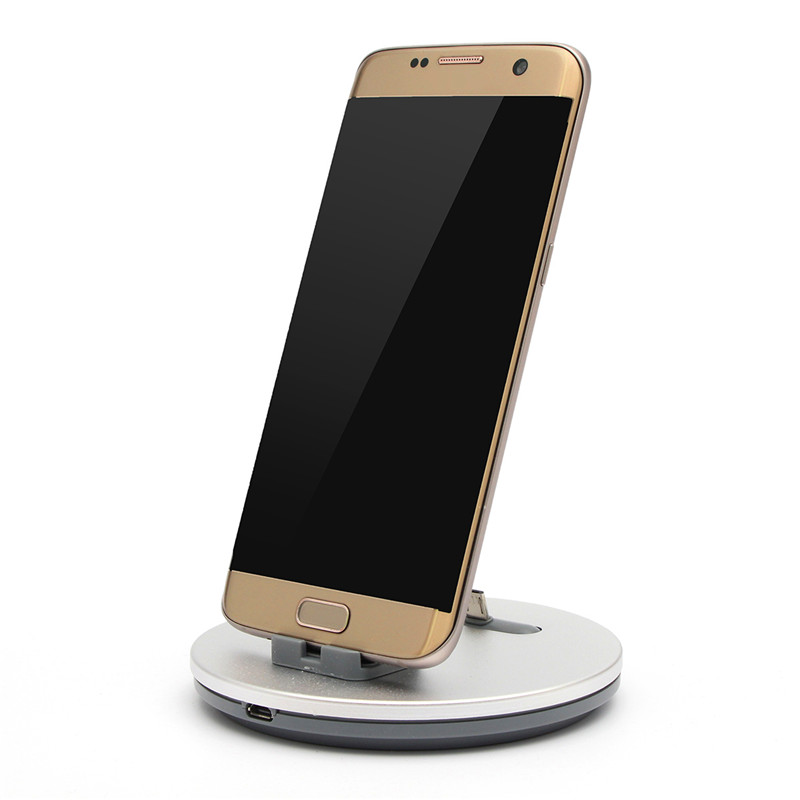 Universal Micro USB Charger Data Syncing Dock Holder Stand Universal Charge for Samsung S7 Edge 6 for LG for HTC Android Phones