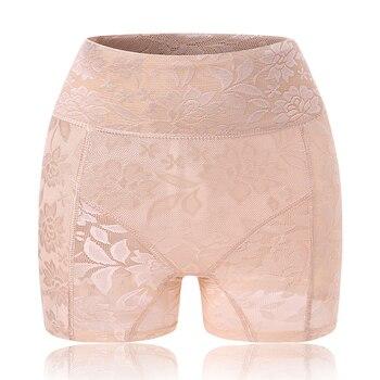 517a9e33bf4a Las mujeres glúteos talladora bragas de cintura alta cadera trasero  potenciador talladora del cuerpo ropa interior nueva Control de abdomen  bragas y ...