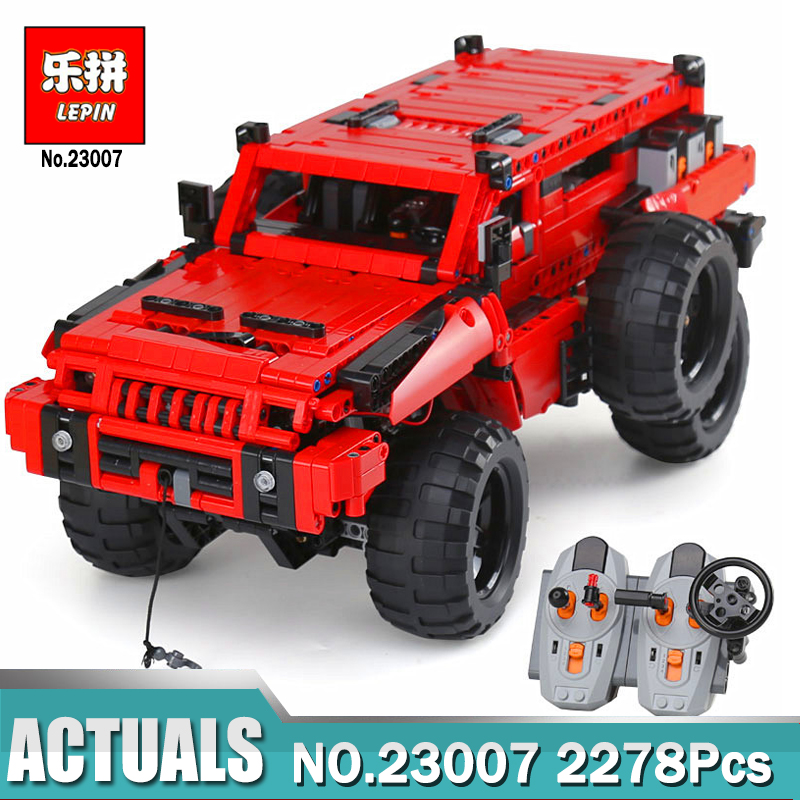 Lepin 23007 2278Pcs Genuine Technic MOC Series The Marauder Set Children Educational Building Blocks Bricks LegoINGlys Gift 4731 lepin 16050 the old finishing store set moc series 21310 building blocks bricks educational children diy toys christmas gift