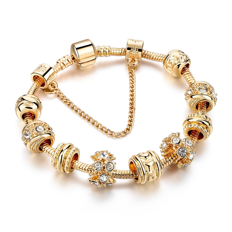 New Charm Bracelets: Popular Pandora Bracelet-Buy Cheap Pandora Bracelet Lots
