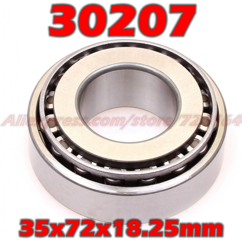 30207 Taper Roller Bearing 35x72x18.25mm