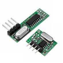 LEORY WL102 433 MHz Drahtlose Fernbedienung Sender Modul + RX470 433 Mhz RF Wireless Fernbedienung Empfänger Modul